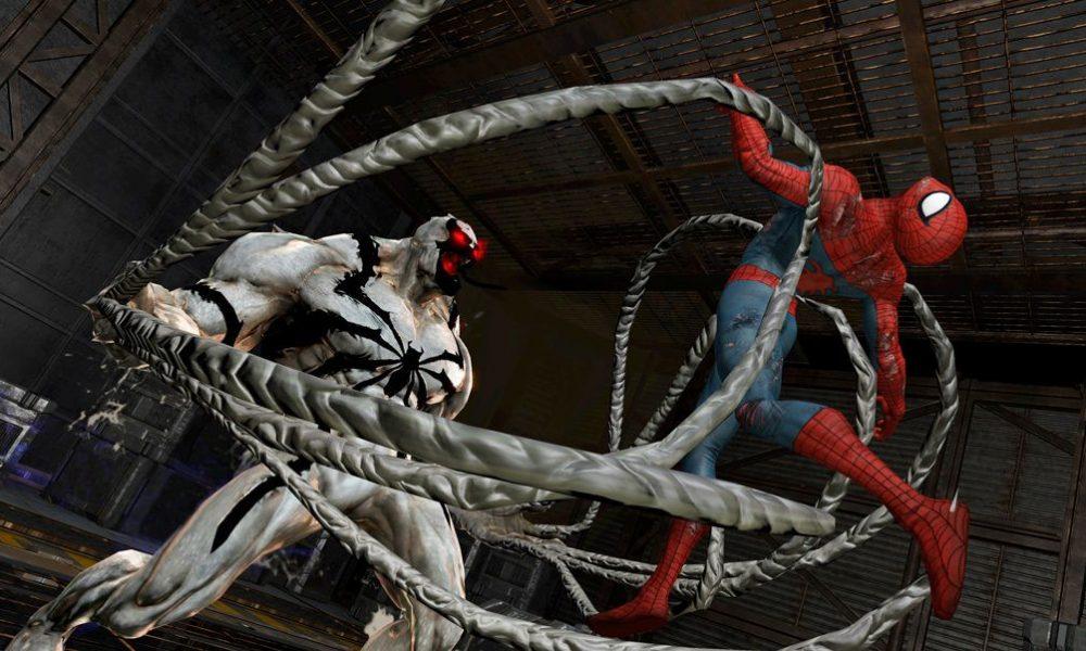 spider man dating dna mare