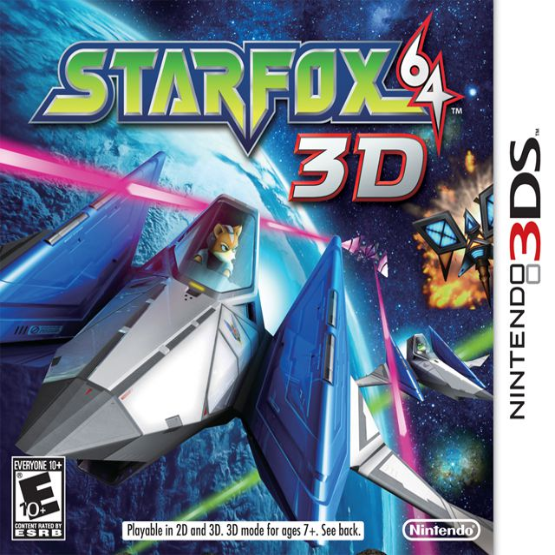 Review Star Fox 64 3d Slant Magazine