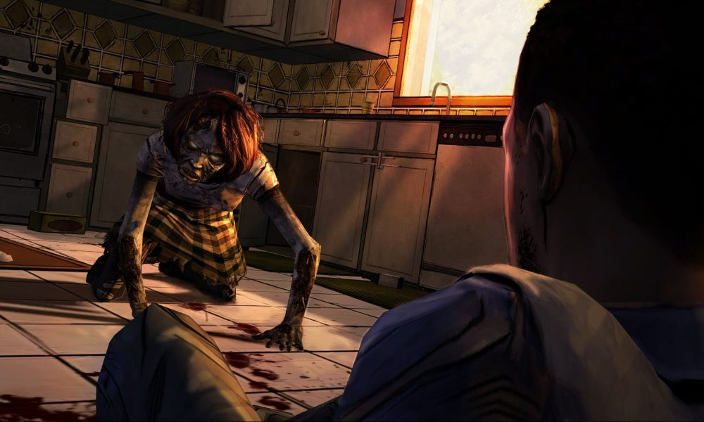 Review: The Walking Dead Episode 1: A New Day - Slant Magazine