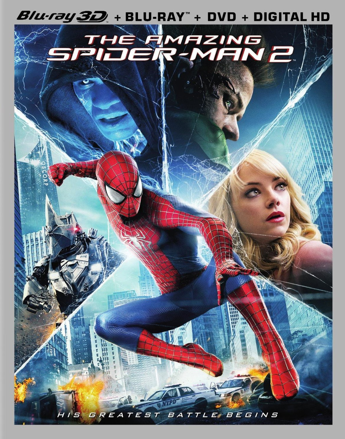 Review: The Amazing Spider Man Slant Magazine