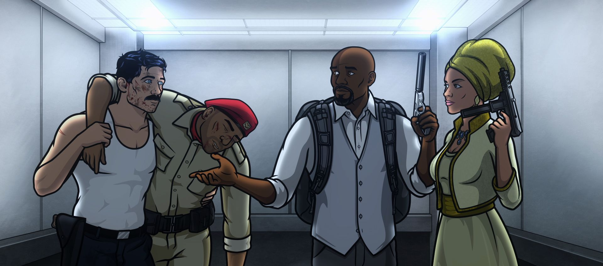 Archer: Season Six