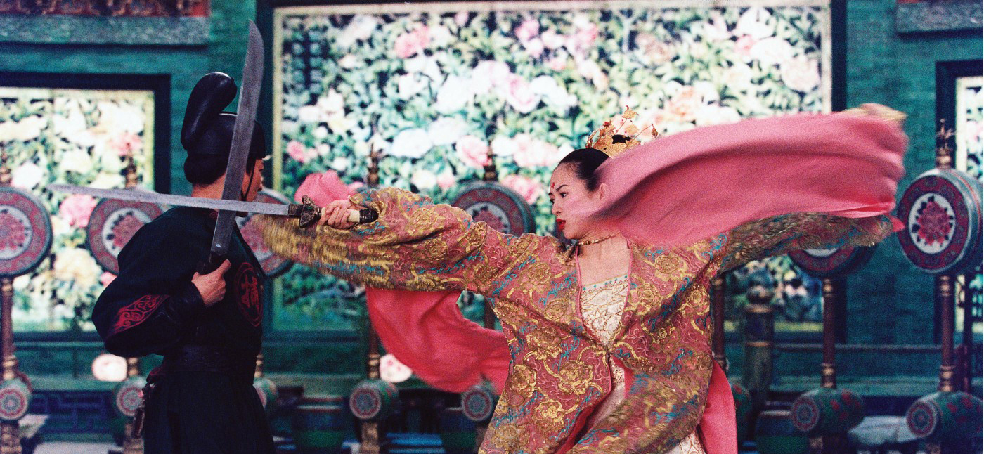 Heroic Grace: The Chinese Martial Arts Film, Part II
