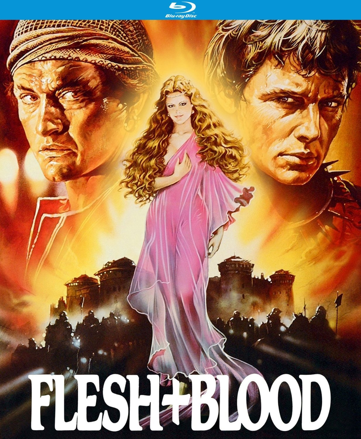 62367168d7658 Review: Paul Verhoeven's Flesh and Blood on Kino Lorber Blu-ray ...