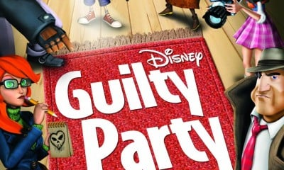Disney Guilty Party: Murder Can Be Fun!