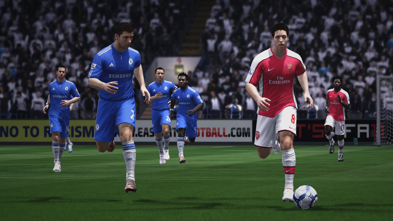 FIFA Soccer 11 vs  Pro Evolution Soccer 2011 - Slant Magazine