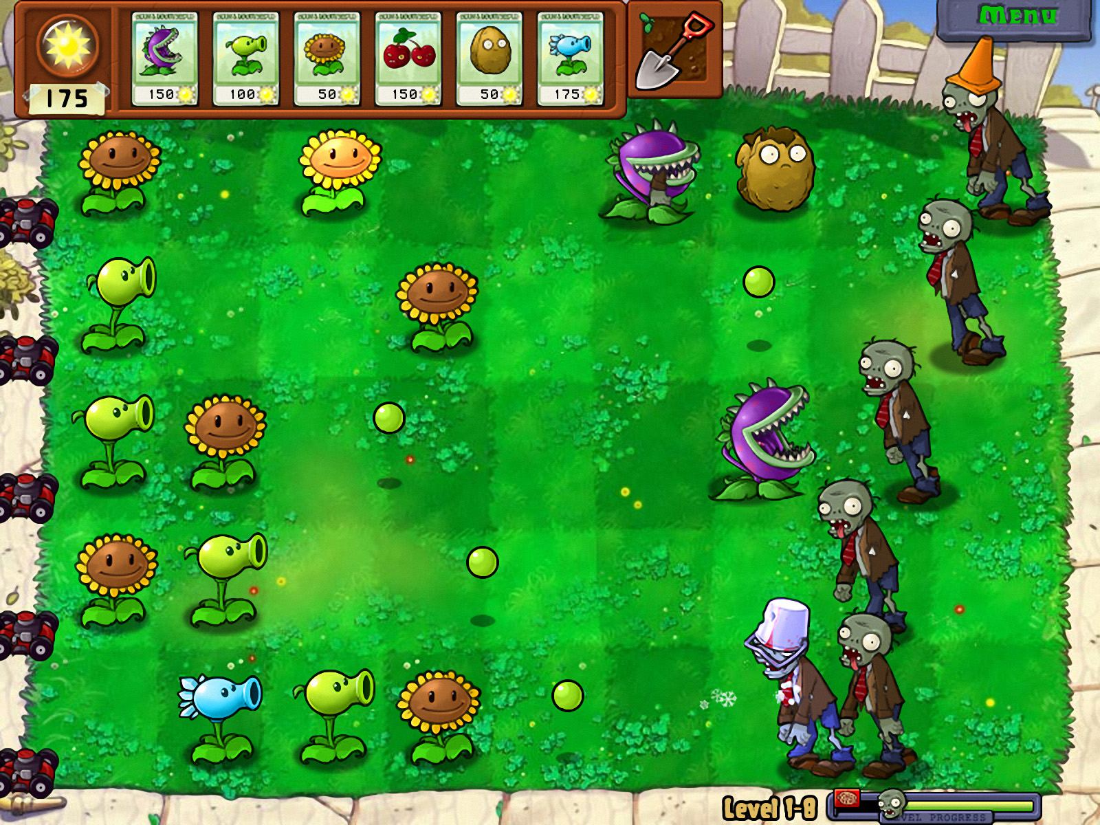 Not Your Usual Time Wasters: Plants vs. Zombies and Final Fantasy for the iPhone