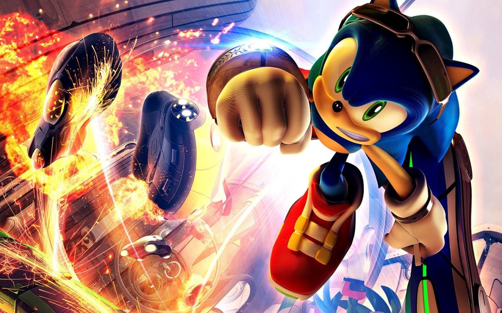 Happy Birthday Sonic The Hedgehog Slant Magazine