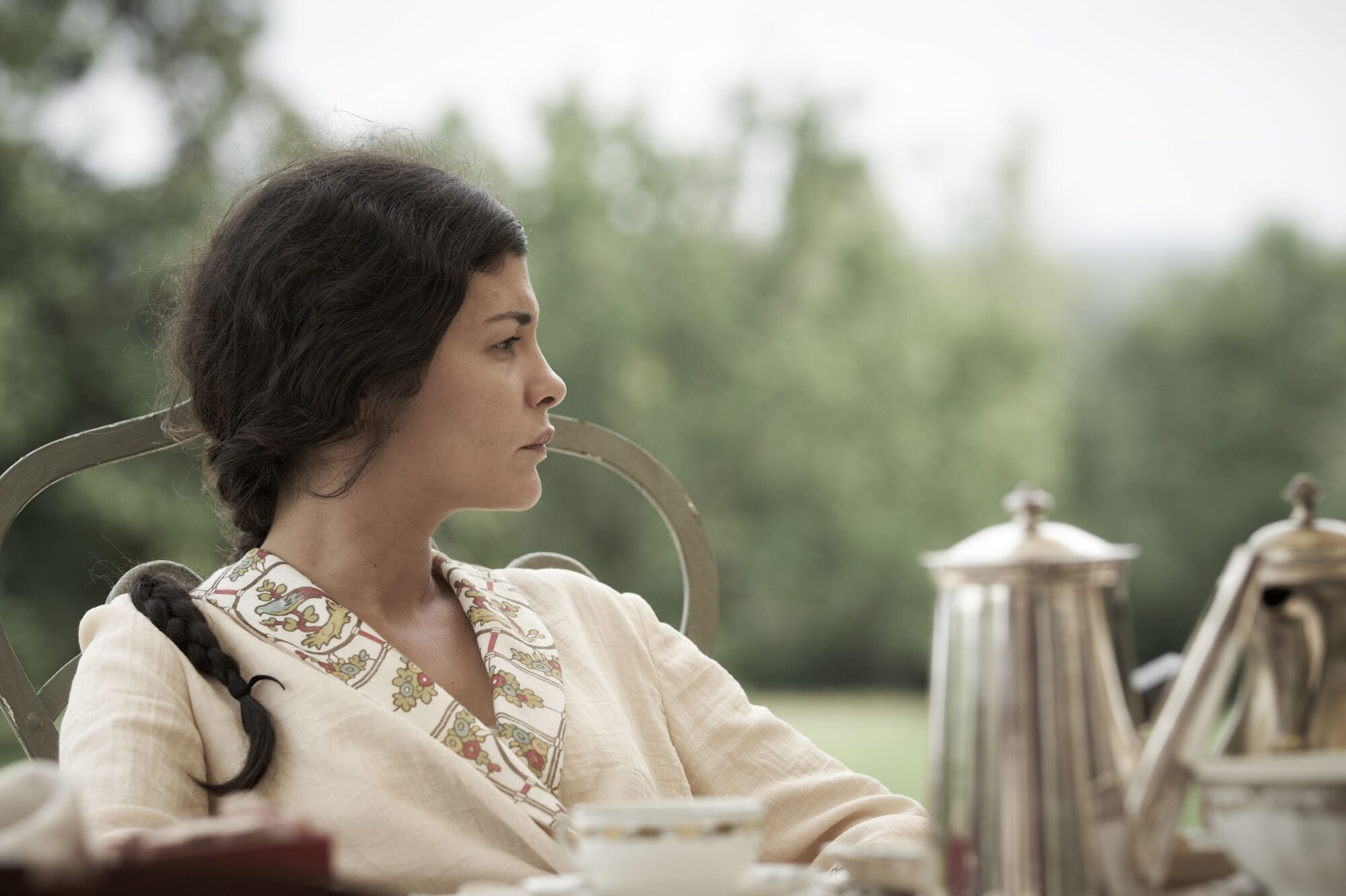 Interview: Audrey Tautou on Thérèse, Claude Miller, and More