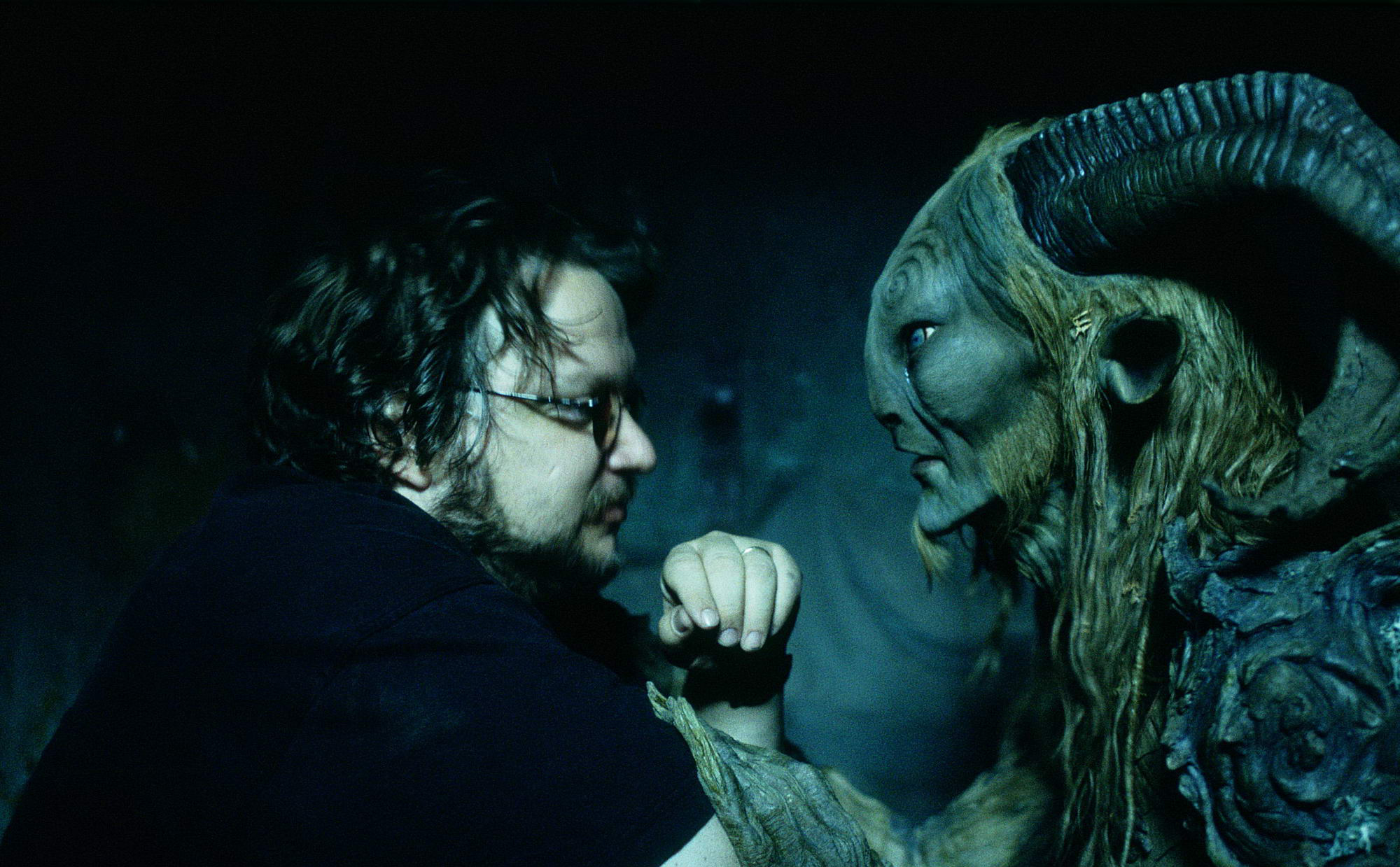 Interview: Guillermo del Toro on Rudo y Cursi, The Hobbit, and More