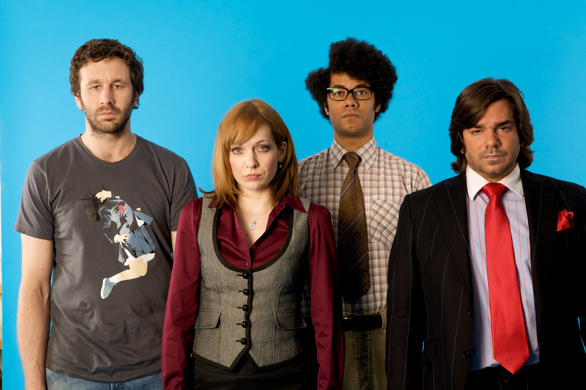Interview: Chris O'Dowd, Katherine Parkinson, and Matt Berry on The IT Crowd