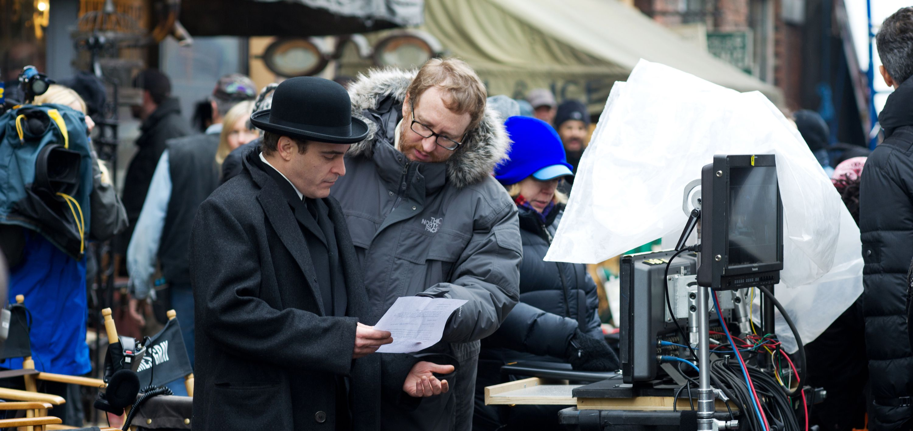 Interview: James Gray on The Immigrant, Joaquin Phoenix, and More
