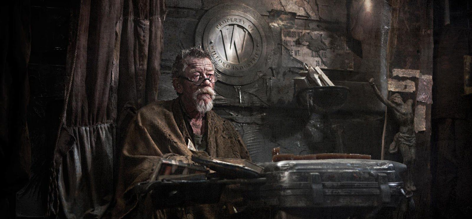 Interview: John Hurt Talks Snowpiercer, Career, and More