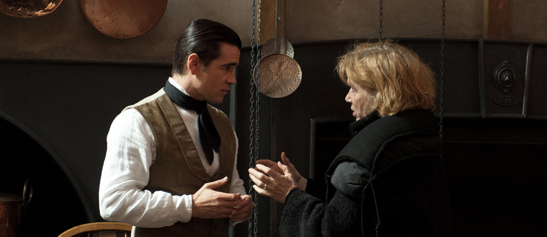 Interview: Liv Ullmann Talks Miss Julie, Jessica Chastain, and More