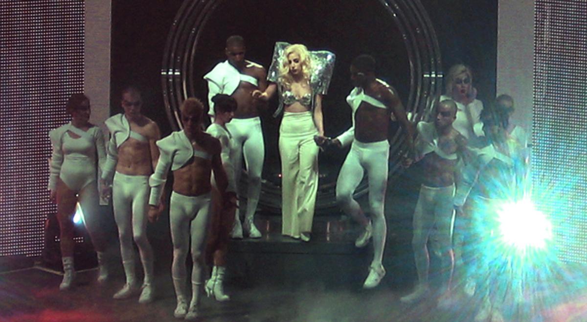 Lady Gaga (New York, NY - January 20, 2010)