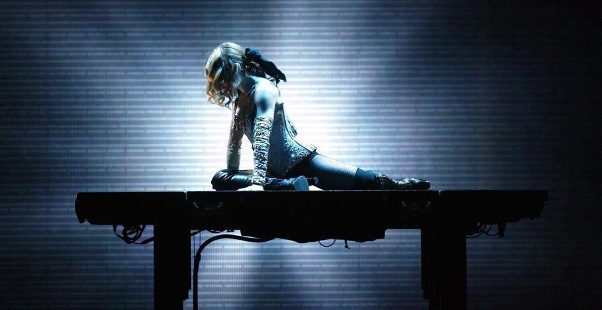 Madonna (New York, NY - June 16, 2004)