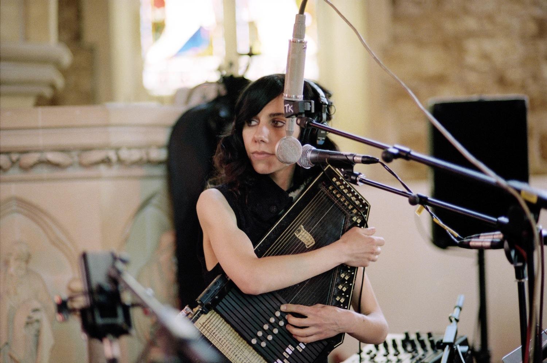 PJ Harvey (New York, NY - April 19, 2011)
