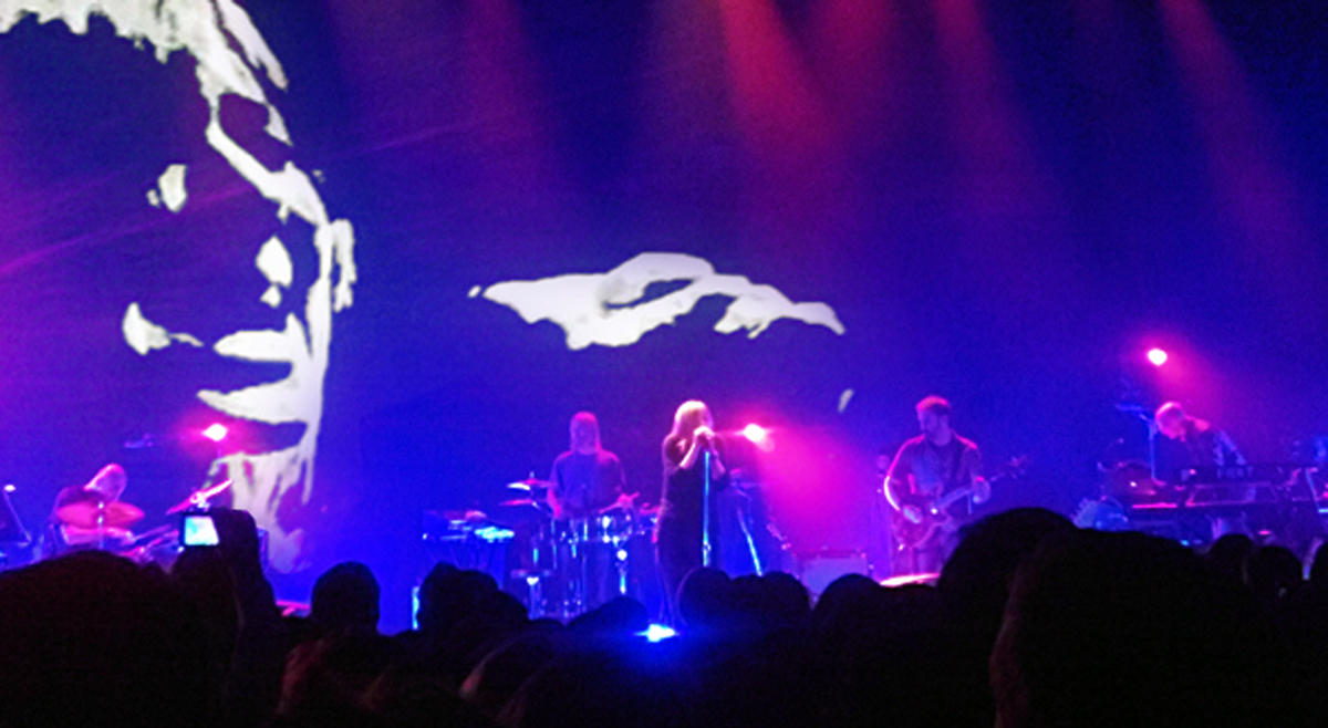 Portishead (New York, NY - October 4, 2011)