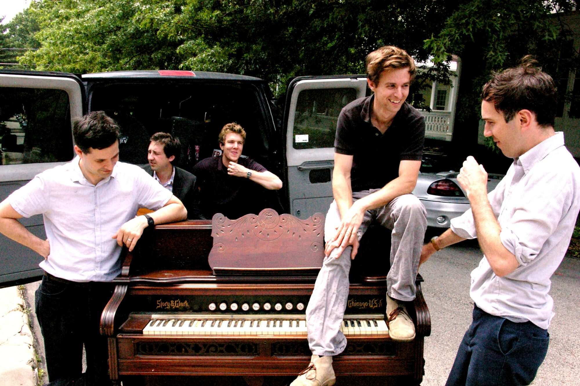 The Walkmen (Montreal, QC – June 28, 2006)