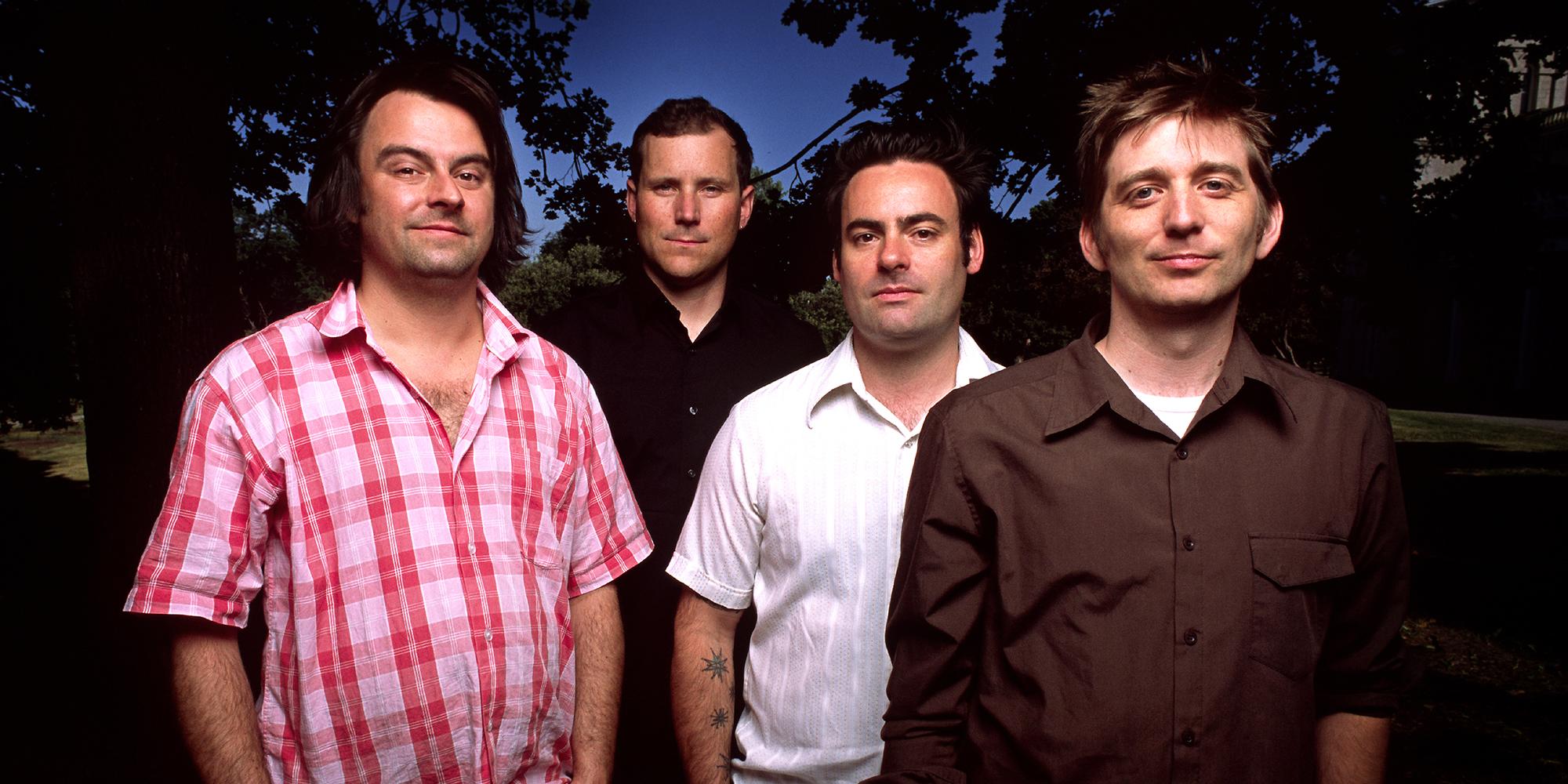 The Weakerthans (New York, NY - July 13, 2006)