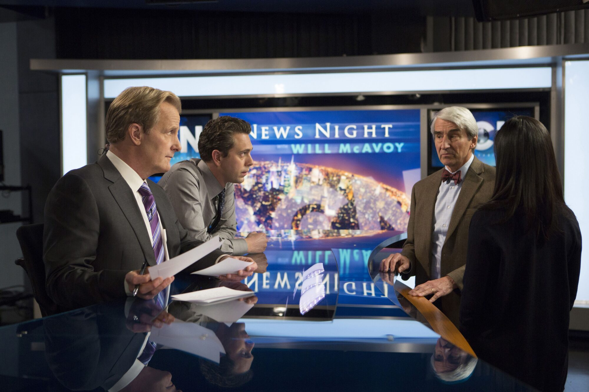 The Newsroom: Season Three