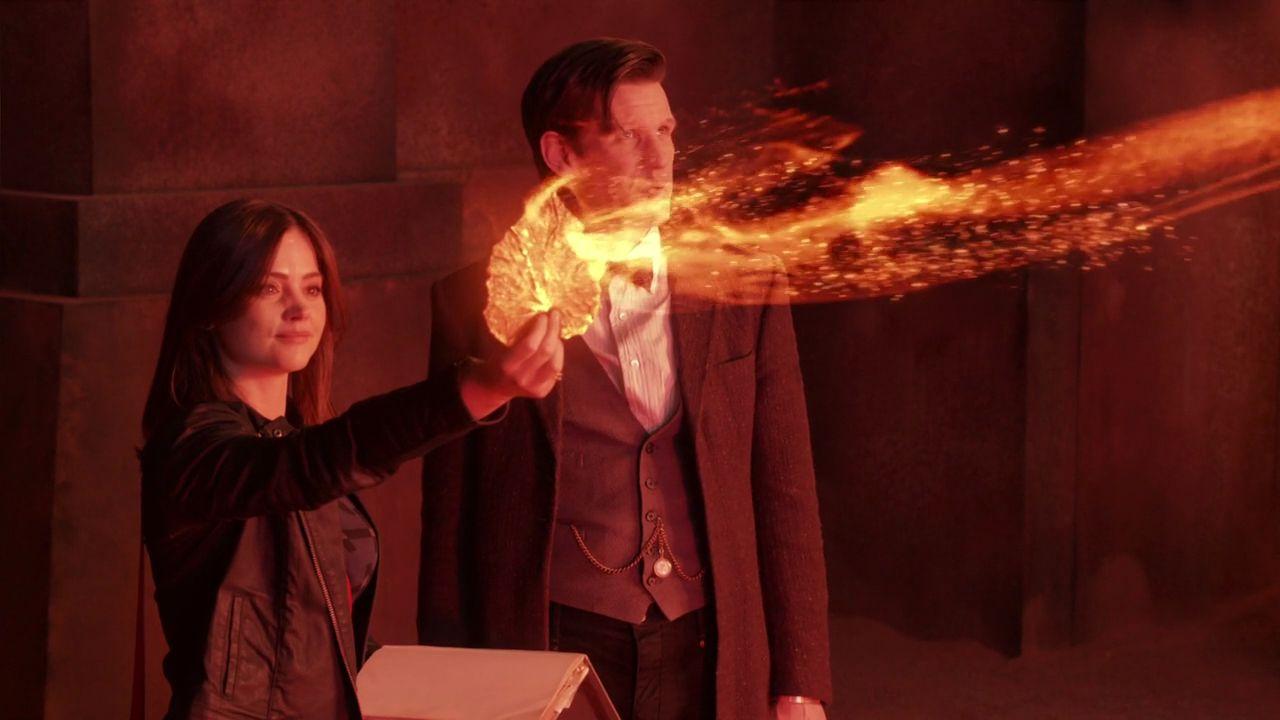 Doctor Who Recap: Season 7, Episode 7, The Rings of Akhaten