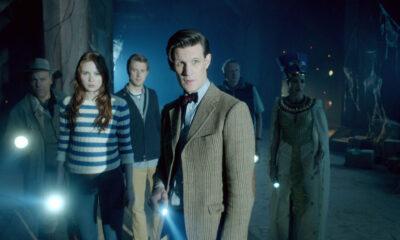 """Doctor Who Recap: Season 7, Episode 2, """"Dinosaurs on a Spaceship"""""""