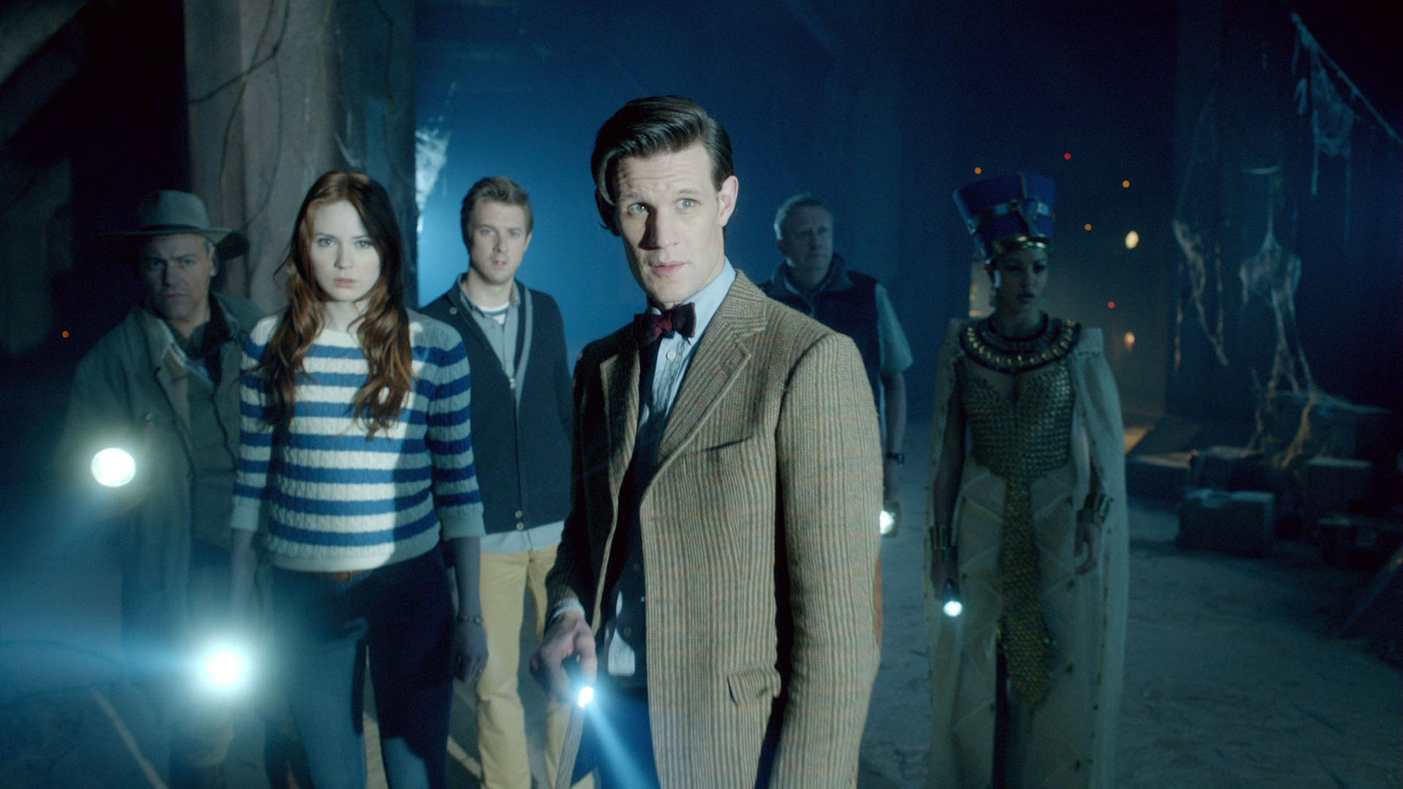 "Doctor Who Recap: Season 7, Episode 2, ""Dinosaurs on a Spaceship"""