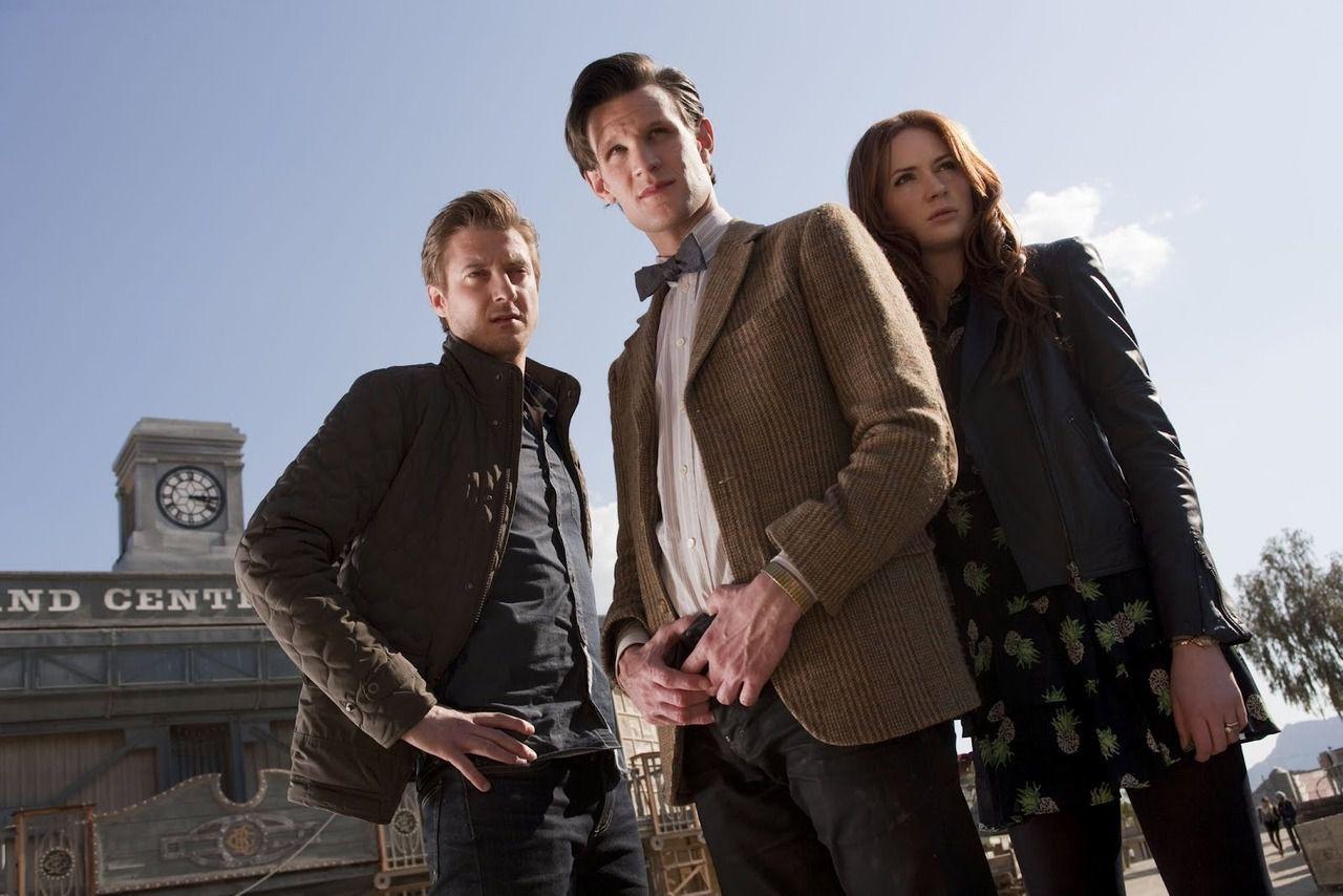 """Doctor Who Recap: Season 7, Episode 3, """"A Town Called Mercy"""""""