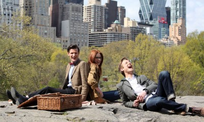 "Doctor Who Recap: Season 7, Episode 5, ""The Angels Take Manhattan"""