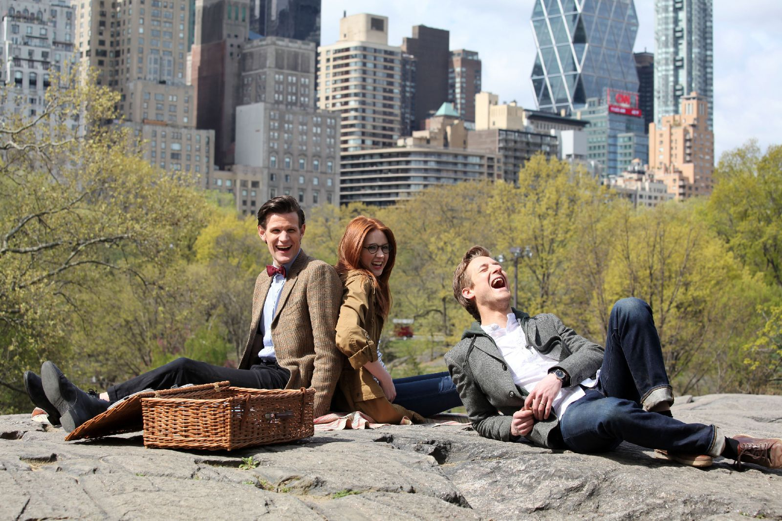 Doctor Who Recap Season 7 Episode 5 The Angels Take Manhattan