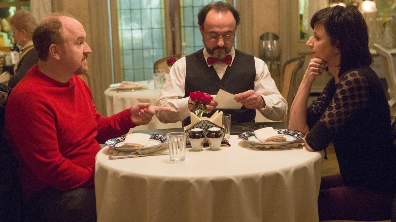 Louie Recap: Season 4, Episodes 9 & 10, Elevator Part 6 & Pamela Part 1