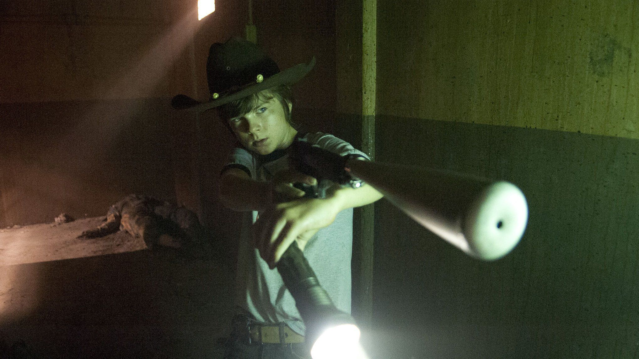 "The Walking Dead Recap: Season 3, Episode 8, ""Made to Suffer"""