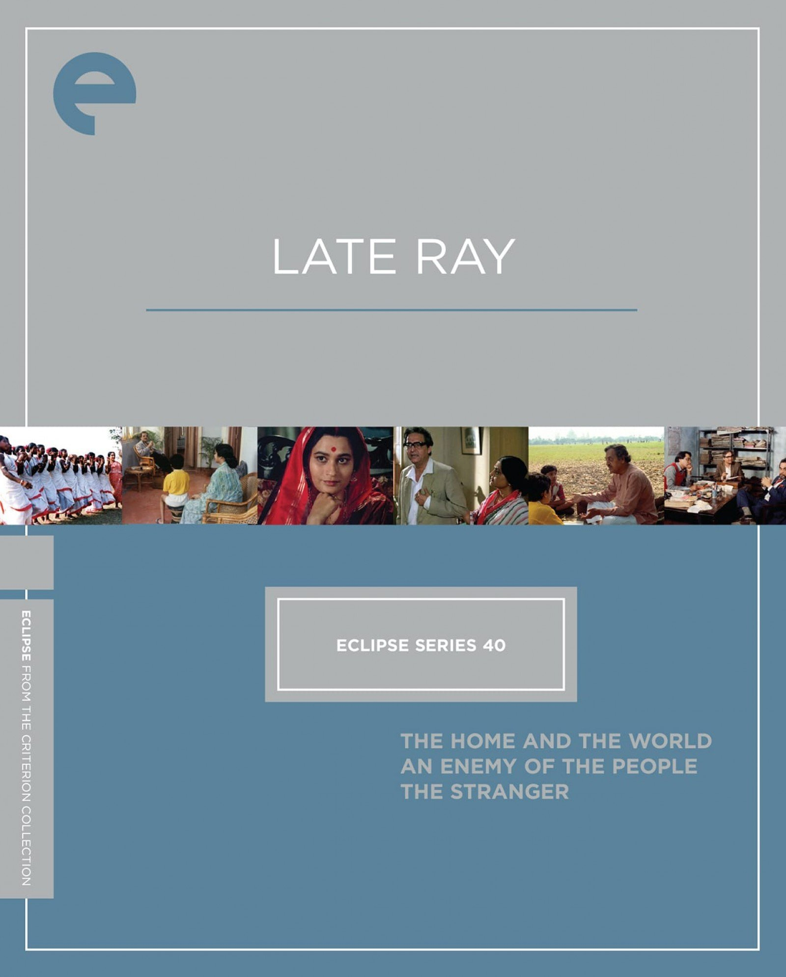 Eclipse Series 40: Late Ray