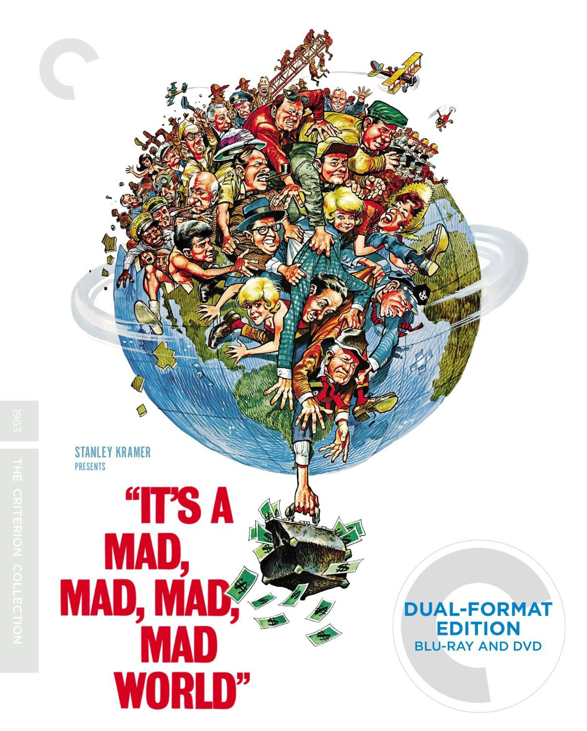 From Mad World News Via Conservative >> Blu Ray Review It S A Mad Mad Mad Mad World Slant Magazine