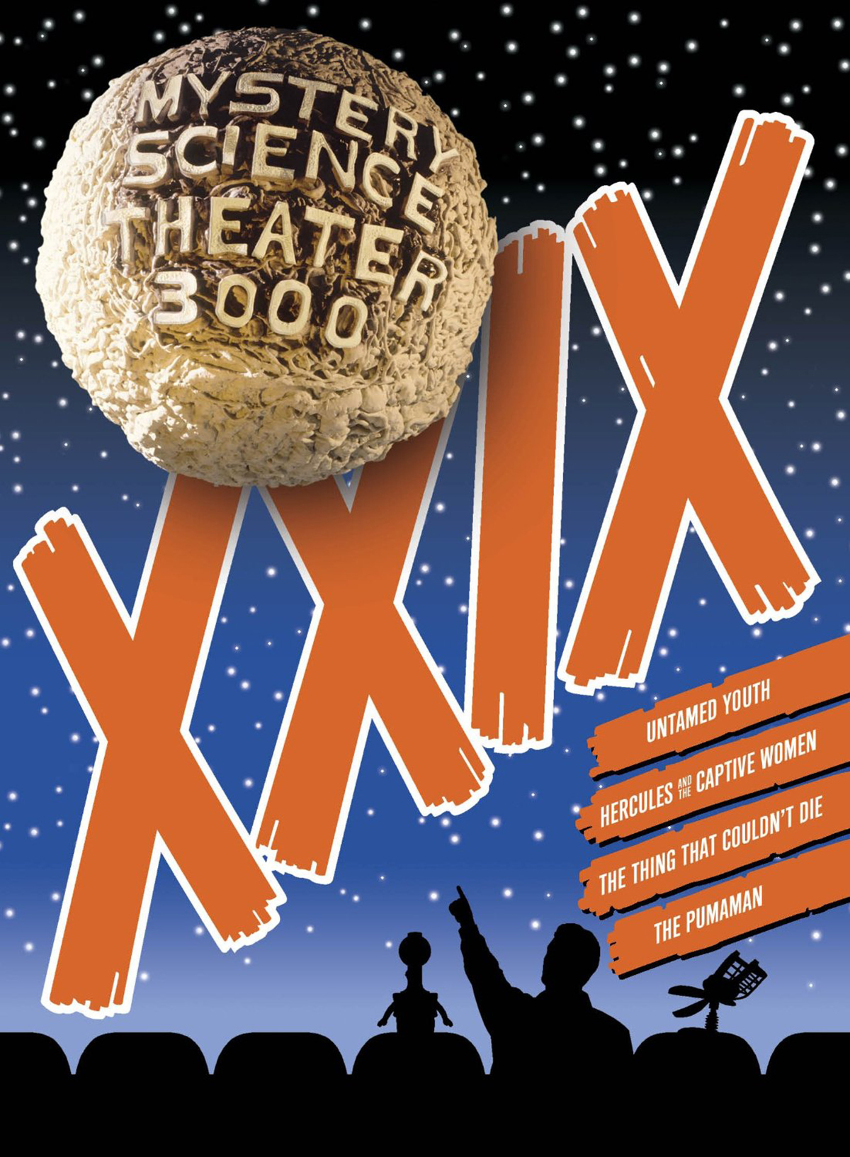 Mystery Science Theater 3000: Volume XXIX