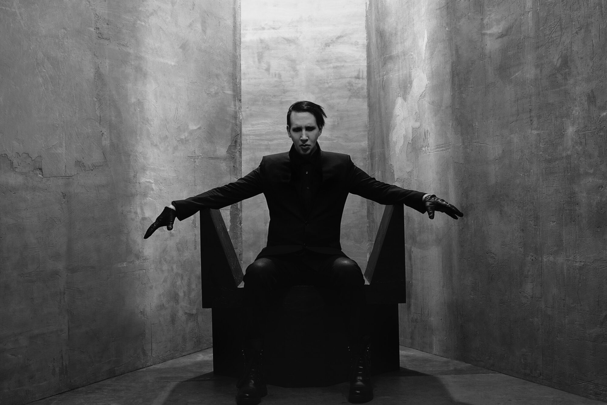 Marilyn Manson, The Pale Emperor