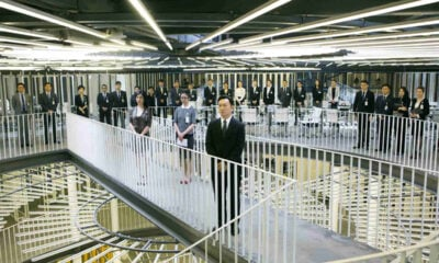 Toronto International Film Festival 2015: Office and 11 Minutes