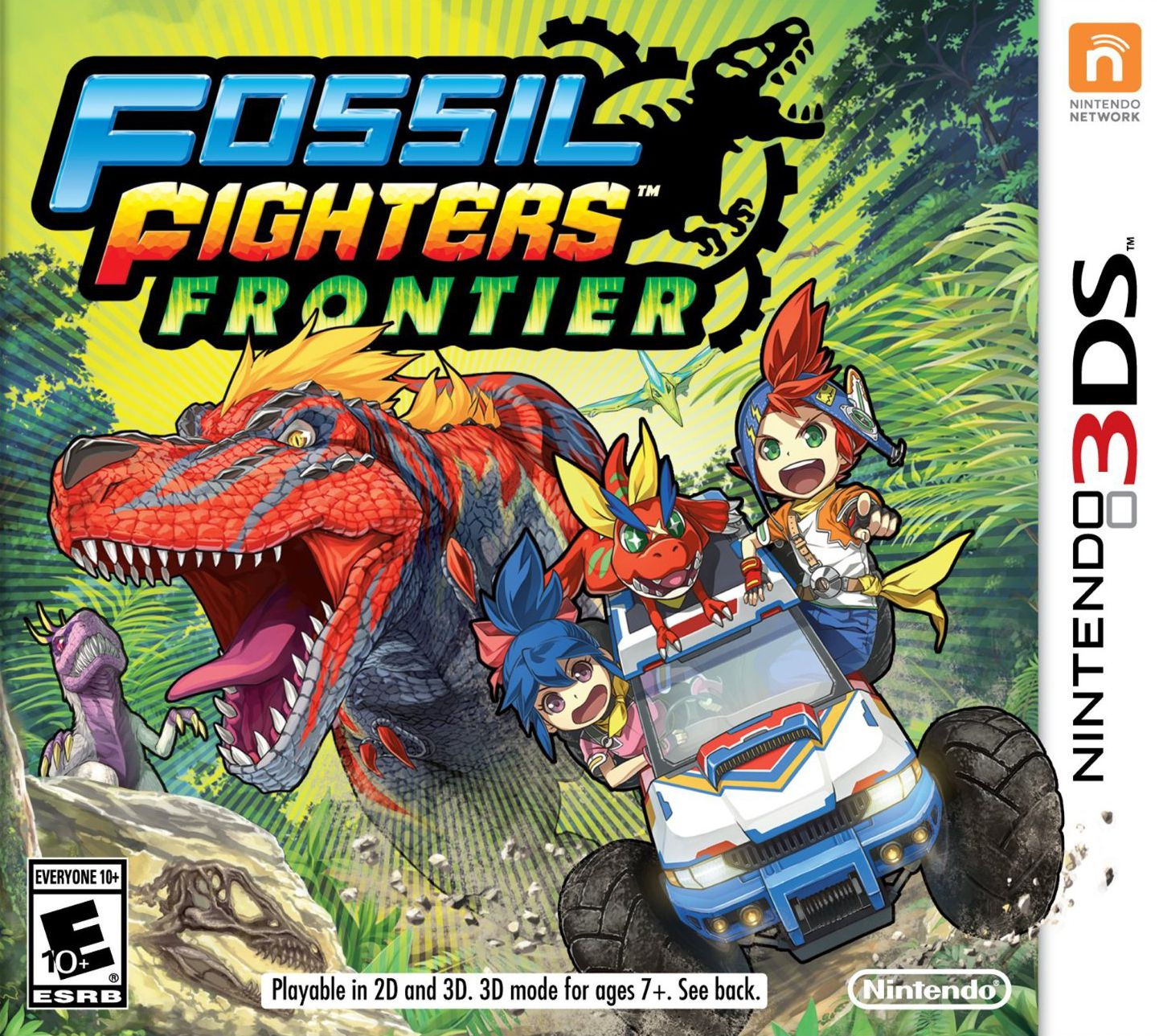 Review: Fossil Fighters: Frontier - Slant Magazine