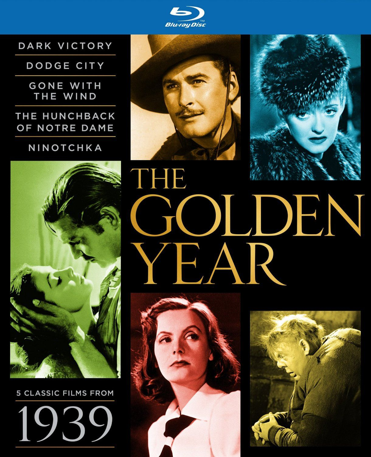 The Golden Year Collection