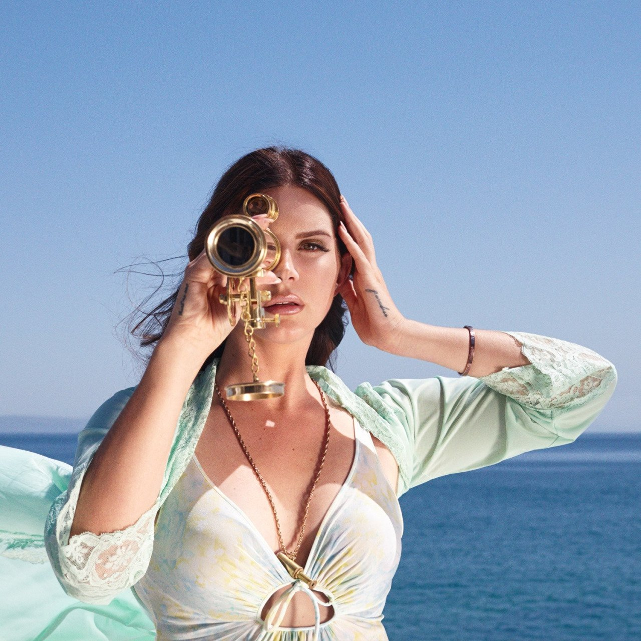 Single Review Lana Del Rey High By The Beach Slant Magazine