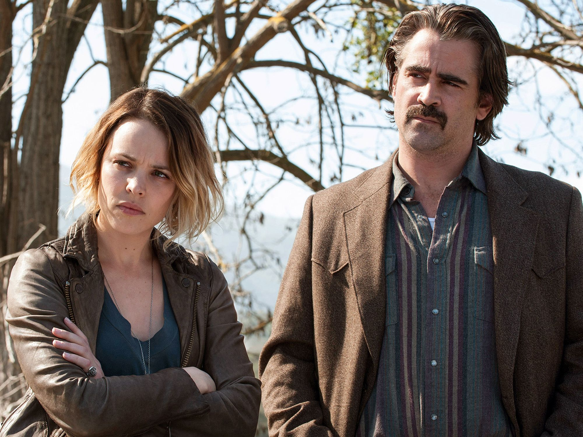 "True Detective Recap: Season 2, Episode 1, ""The Western Book of the Dead"""