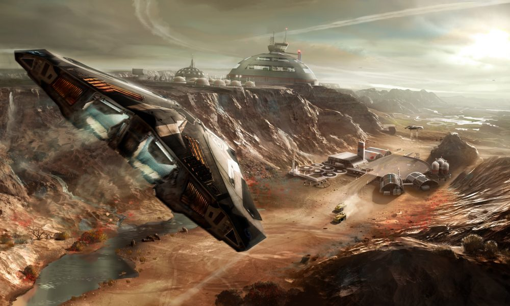 Review: Elite: Dangerous - Slant Magazine
