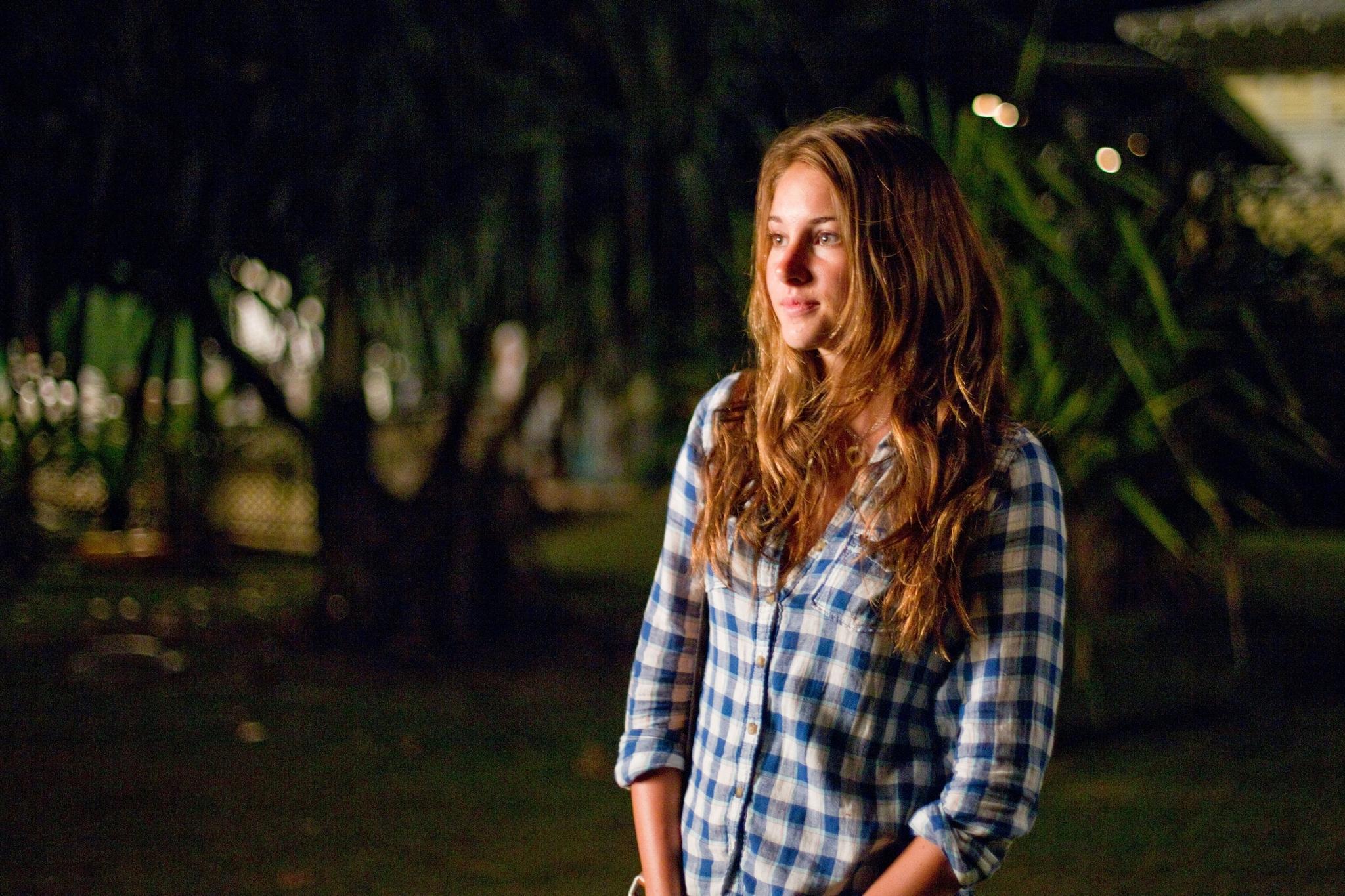 On the Rise: Shailene Woodley