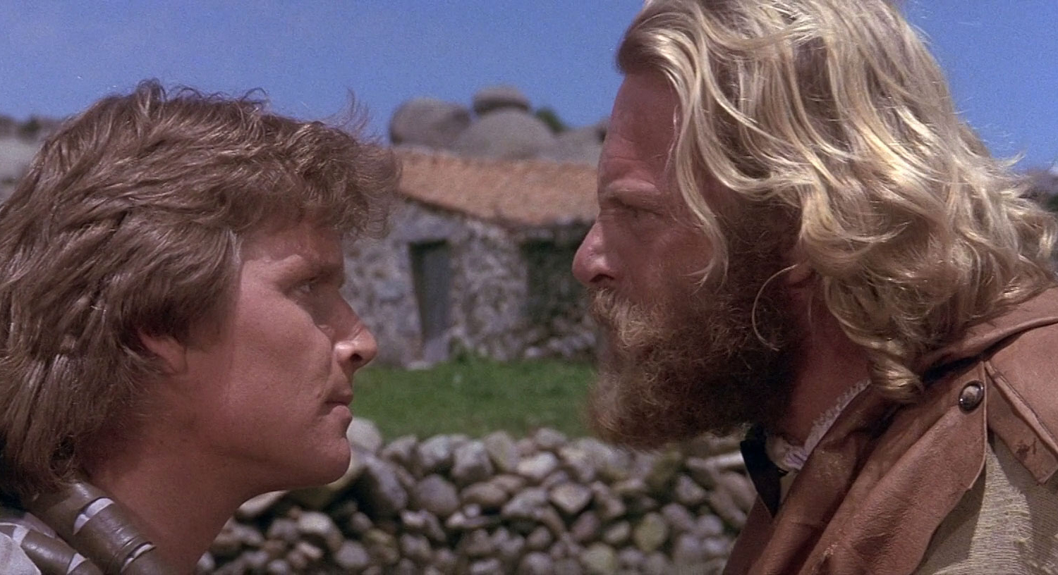 Summer of '85: One for the (Middle) Ages: Flesh + Blood