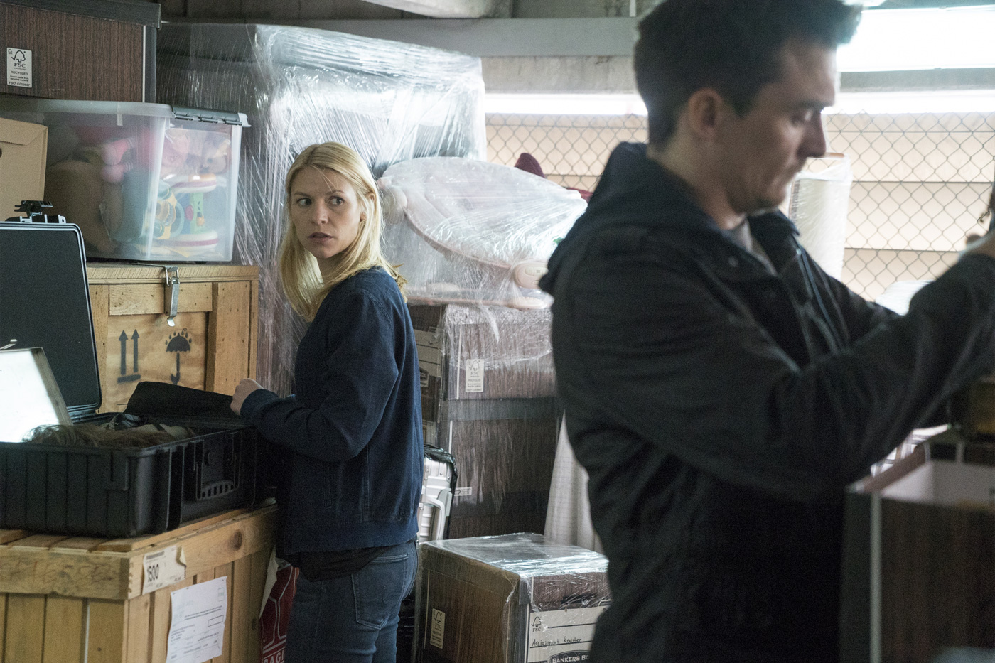 "Homeland Recap: Season 5, Episode 4, ""Why Is This Night Different?"""
