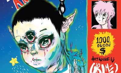 Grimes, Art Angels