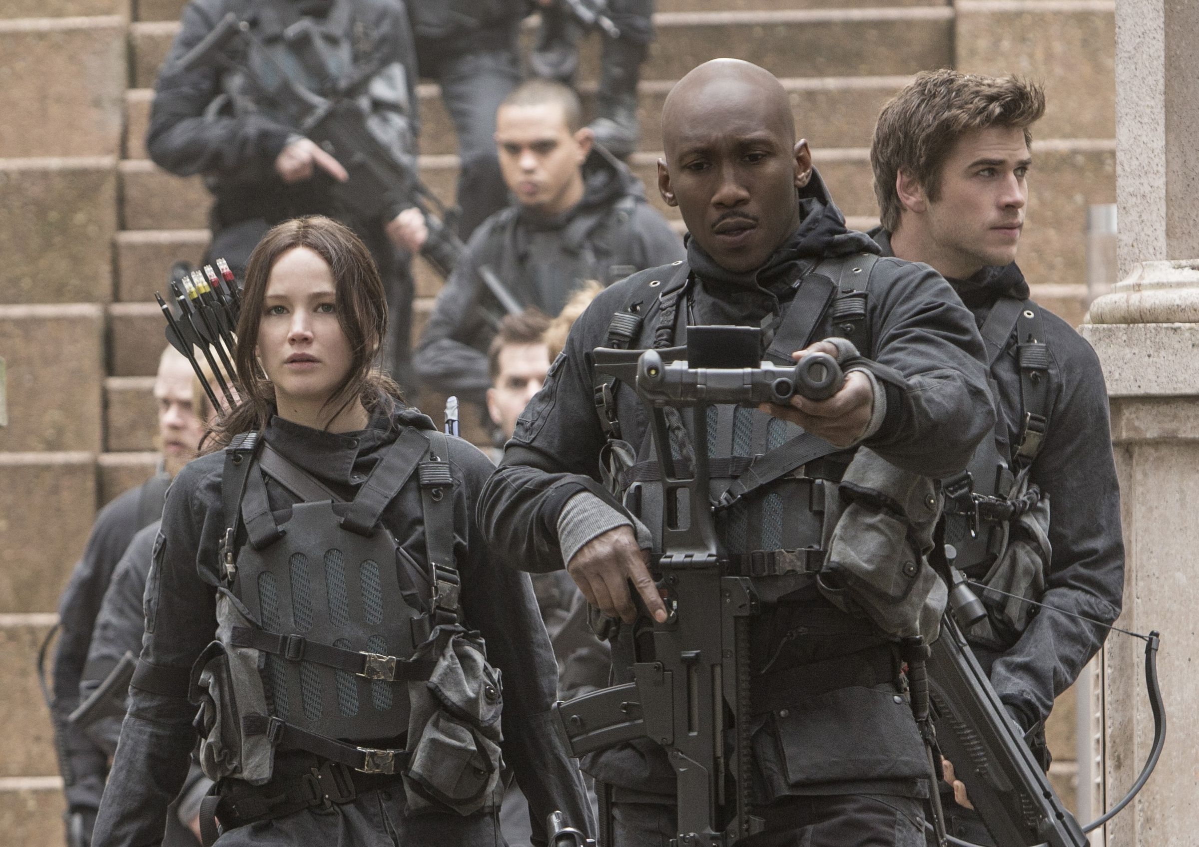 Box Office Rap: The Hunger Games: Mockingjay – Part 2 and 3D's Grey Area