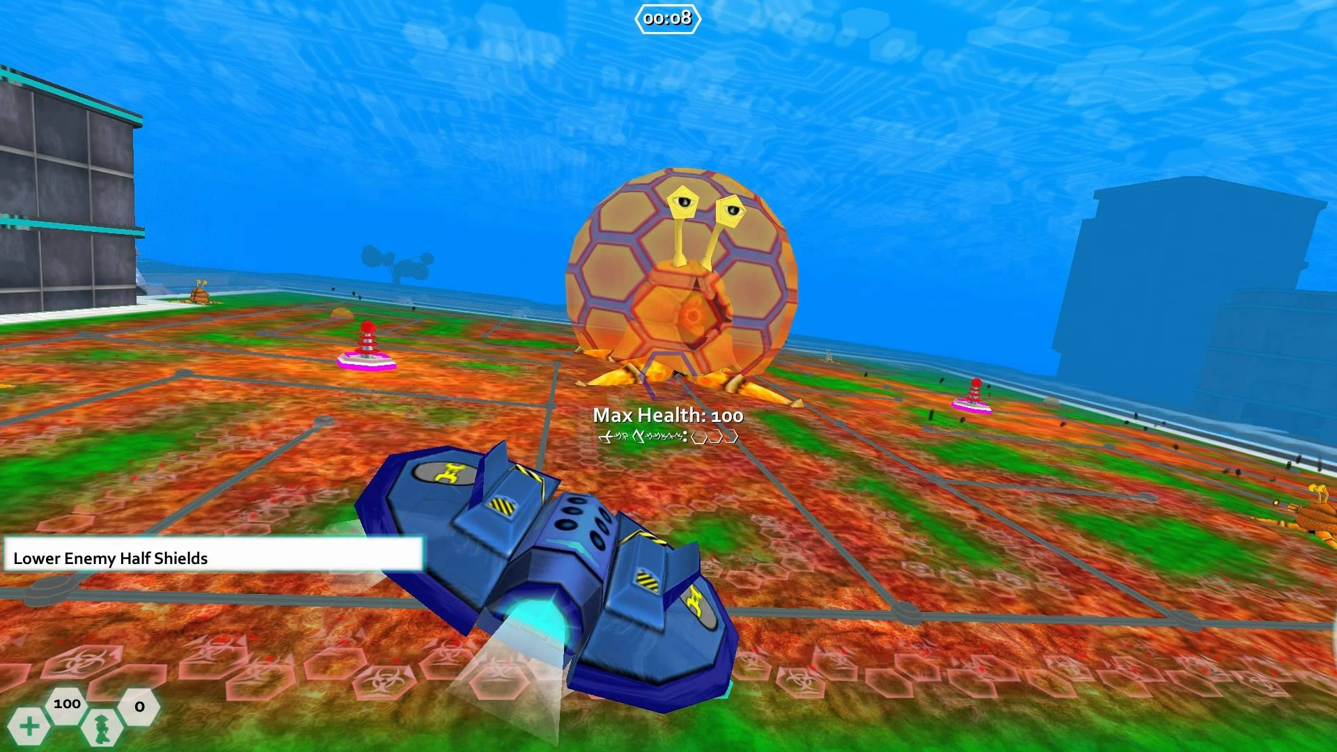 Early Access Coasting: Plastic Games's Bit Shifter