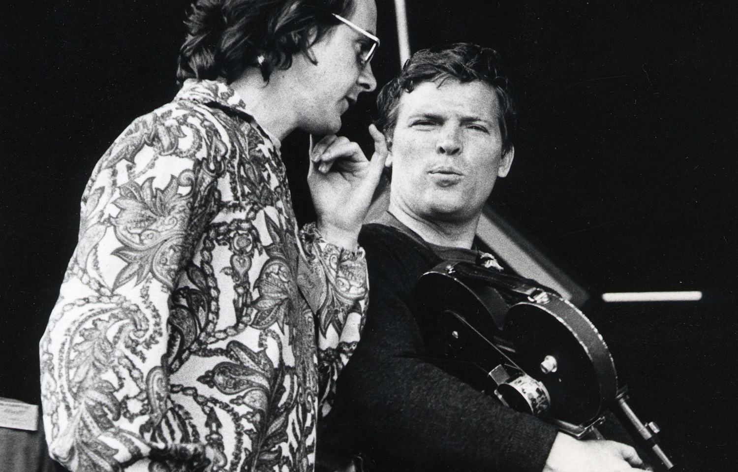Interview: D.A. Pennebaker on Don't Look Back, Bob Dylan, and More