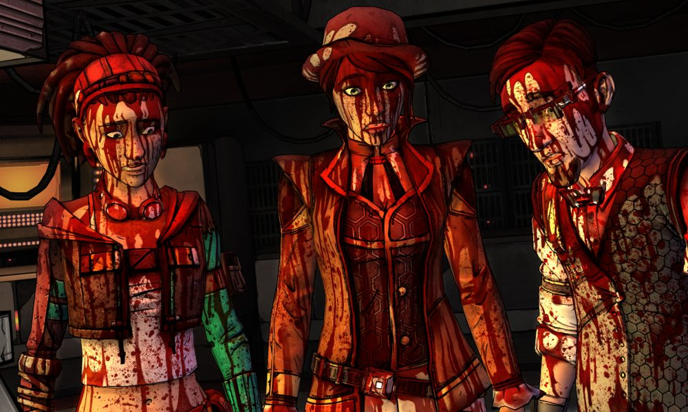 Review: Tales from the Borderlands - Slant Magazine